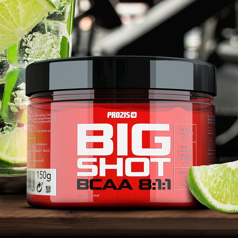 Big Shot BCAA 8 1 1 - 150g