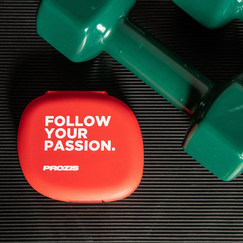 Follow Your Passion Pillbox