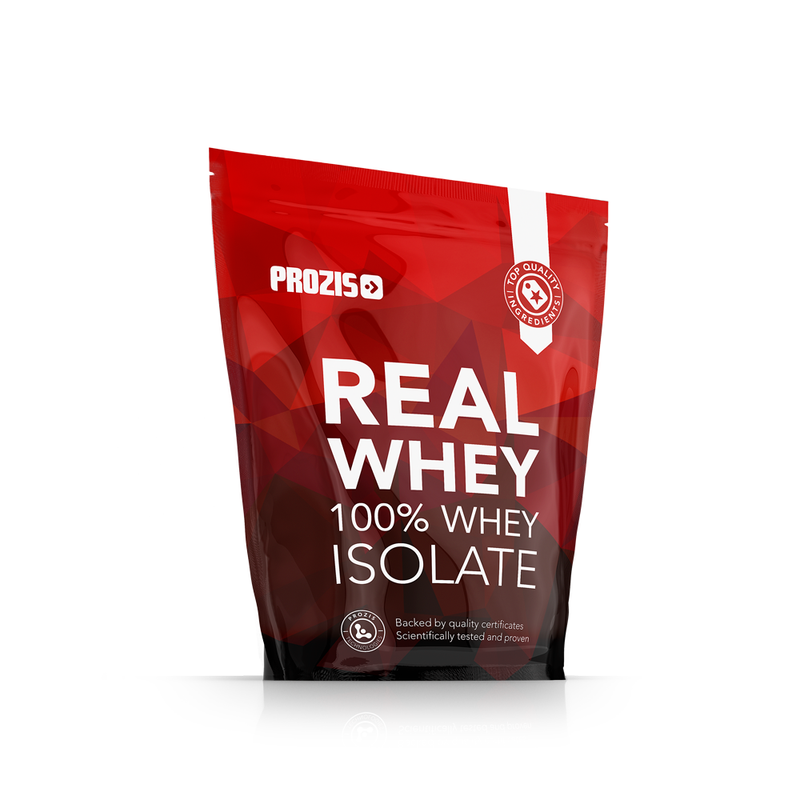 100% Real Whey Isolate - 1000g
