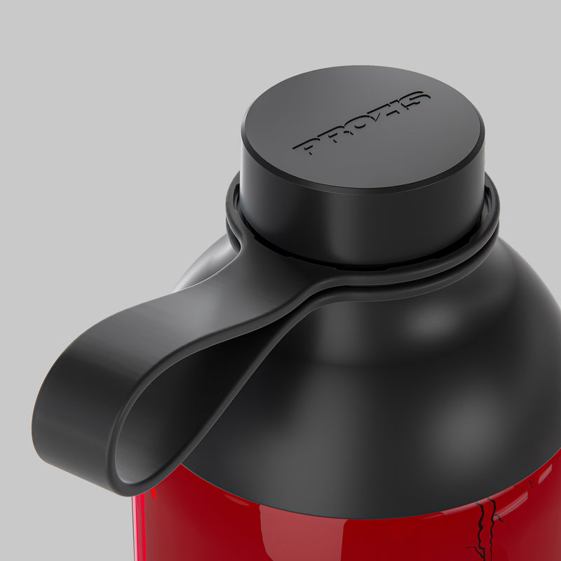 Fusion Bottle Red