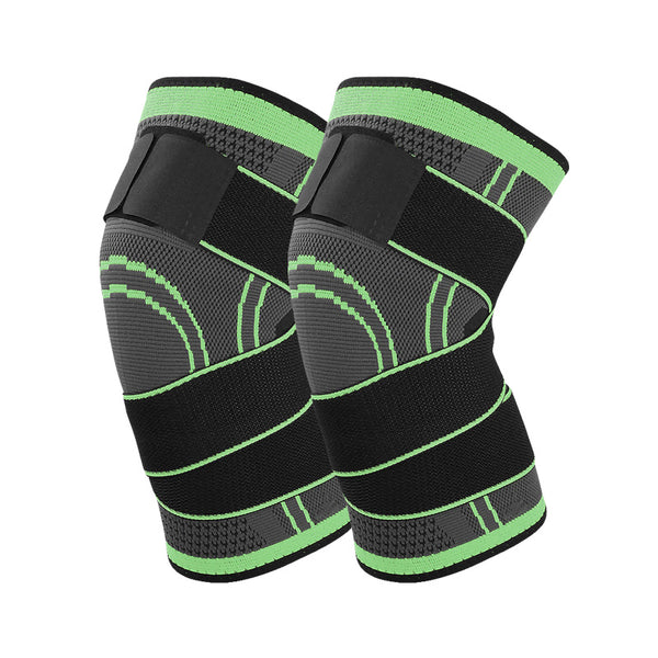 360° Compression Knee Sleeves (Thank You Gift - 2pc set)