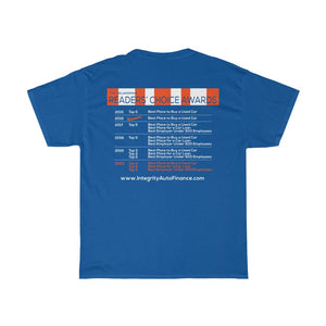 IAF Driven to Win Tee
