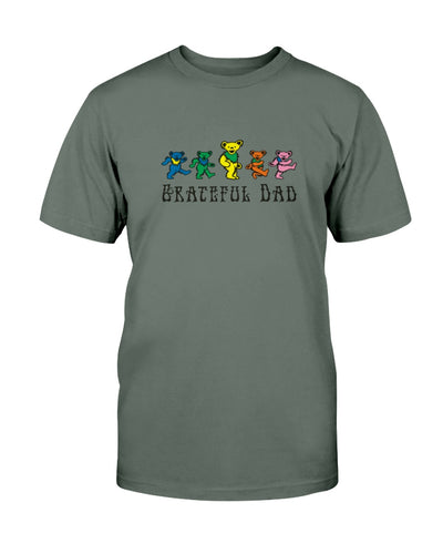 Grateful Dad T-Shirt