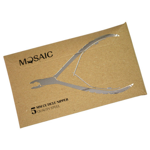 Original Mosaic Cuticle nippers 5 mm