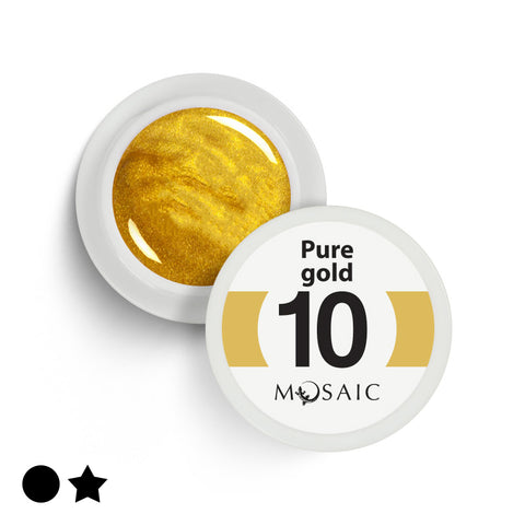 10 Pure gold 5 ml