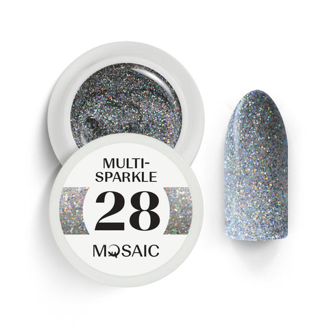 28 Multi Sparkle 5 ml NEW!
