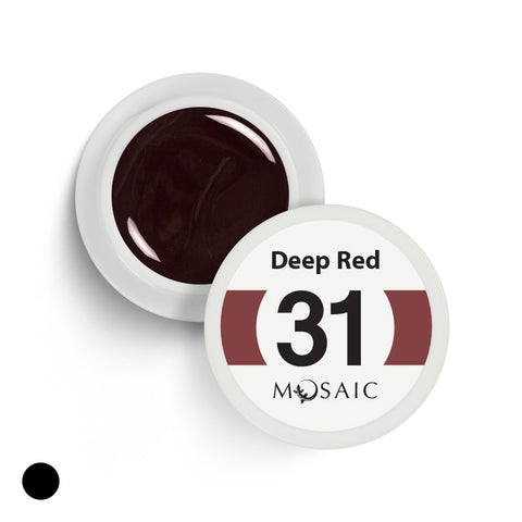 31 Deep Red 5 ml