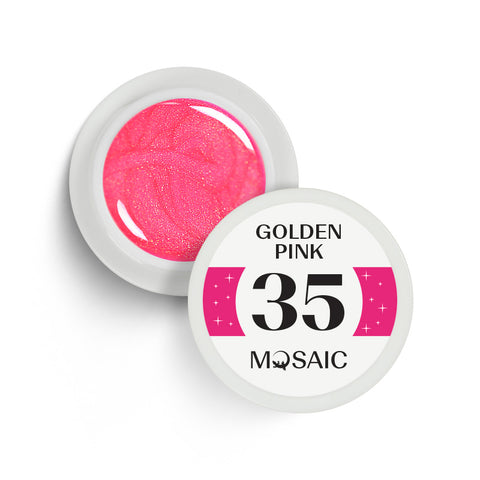 35 Golden pink 5 ml