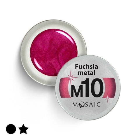 M10 Fuchsia metal 5 ml
