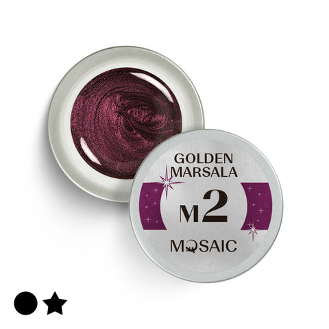 M02 Golden marsala 5 ml