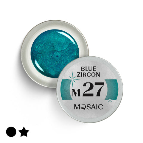 M27 Blue zircon 5 ml
