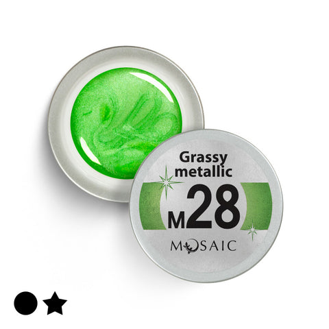 M28 Grassy metallic 5 ml