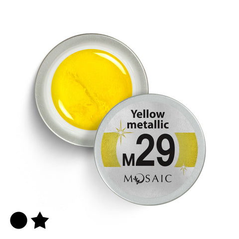 M29 Yellow metallic 5 ml