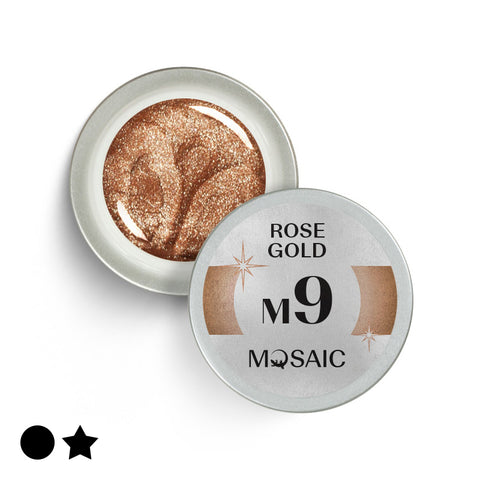M09 Rose gold 5 ml