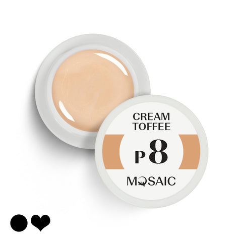 P08 Cream toffee 5 ml