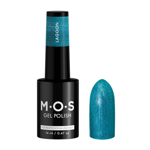 MOS gel polish Lagoon