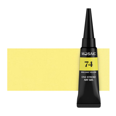 One stroke 74 Brilliant Yellow 5 ml