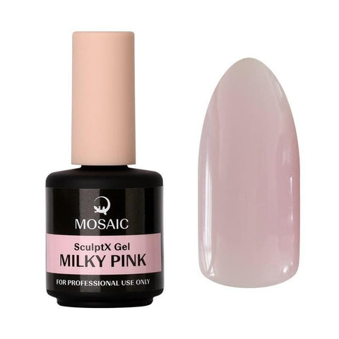 SculptX Milky pink NEW!
