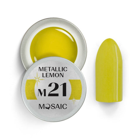 M21 Metallic lemon 5 ml