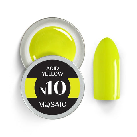 N10 Acid yellow 5 ml