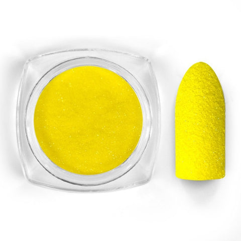 Stardust glitter Sugar Yellow 10 g