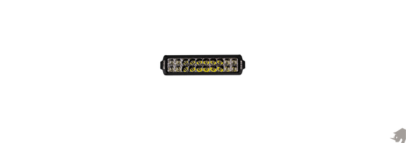 10 INCH DOUBLE ROW LED LIGHT BAR: COMBO BEAM