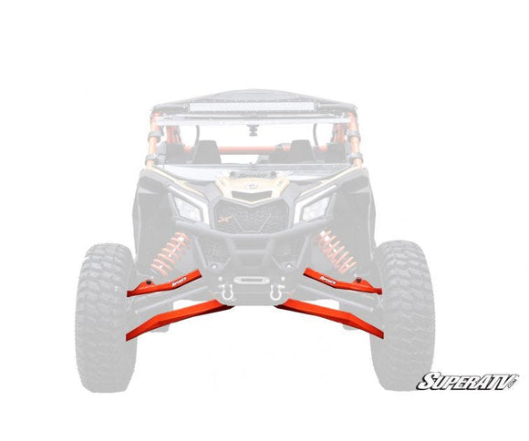 Can-Am Maverick X3 High Clearance Boxed Front A-Arms