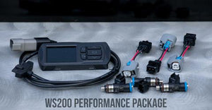 WSRD CAN-AM WS200 (220HP) PERFORMANCE PACKAGE | 98+ OCTANE