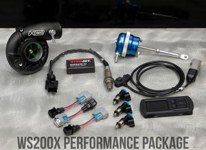 WSRD CAN-AM WS200X (224HP) PERFORMANCE PACKAGE | 91+ OCTANE
