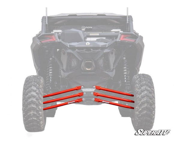 Can-Am Maverick X3 Tubed Radius Arms