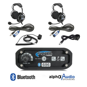 RRP696 2-Place Intercom with OTU Headsets
