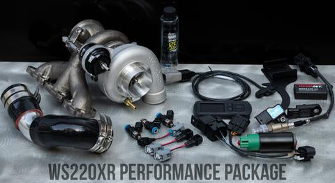 WSRD CAN-AM WS220XR (240HP) PERFORMANCE PACKAGE | 91+ OCTANE