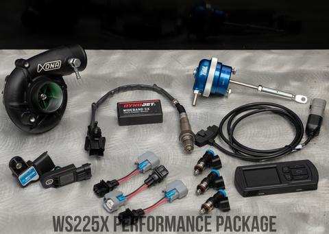 WSRD CAN-AM WS225X (255HP) PERFORMANCE PACKAGE | 98+ OCTANE