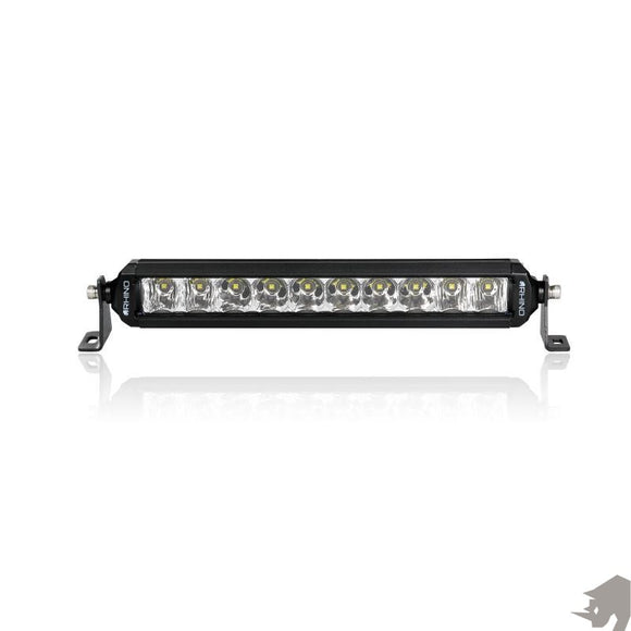 10 INCH SINGLE ROW LED LIGHT BAR: COMBO BEAM