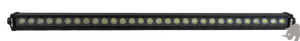 30 INCH SINGLE ROW 3D CREE LED LIGHT BAR: FLOOD BEAM