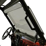 Polaris Ranger (Pro-Fit) Full Size Tilting Scratch Resistant Windshield