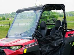 Polaris Ranger Youth 150 Roof and Windshield Combo
