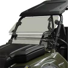 Polaris RZR 570/800/900 Full Tilting Scratch Resistant Windshield