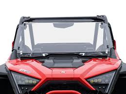 POLARIS RZR PRO FULL-TILTING WINDSHIELD-HC