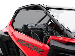 POLARIS RZR PRO TINTED VENTING REAR WINDSHIELD-GP
