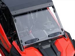 Polaris RZR PRO Venting Windshield Featuring Tool-less Rapid Release