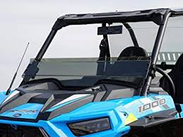 Polaris RZR Turbo-S/XP 1000 Tinted Short Shield