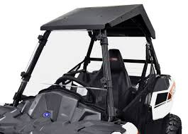 POLARIS ACE 2017-2020 WINDSHIELD/ROOF COMBO PACKAGE