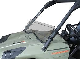 CAN AM COMMANDER SHORT WINDSHIELD-HC
