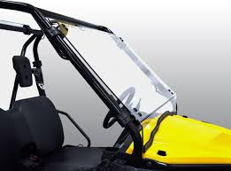 HONDA PIONEER 500 FULL-TILTING WINDSHIELD-HC