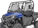 Honda Pioneer 700 Dual Venting Windshield W/Hard Coat
