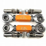"Can-Am X3 72"" Billet Front Sway Bar End Links"