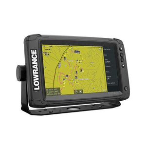 Lowrance Elite 9 Ti 2 - Touchscreen GPS