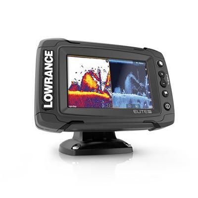 Lowrance Elite 5 Ti Touch Screen GPS