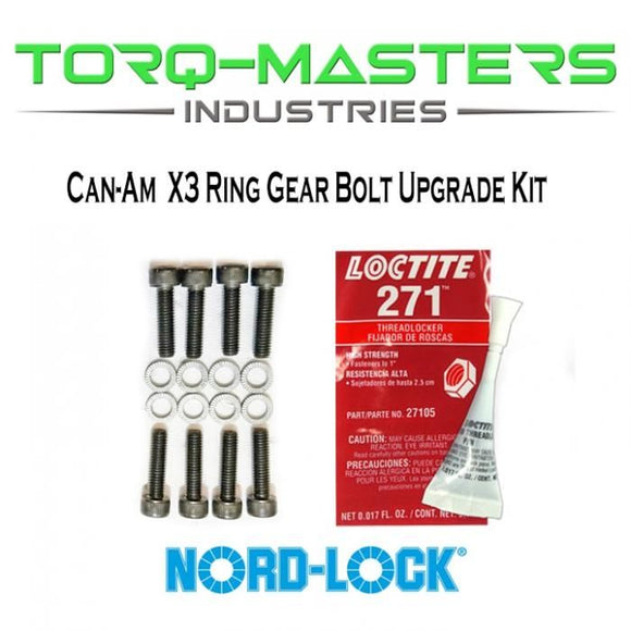 RING GEAR BOLT UPGRADE KIT